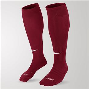 Nike Classic II Cushion OTC Sock – Maroon