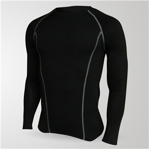 TSS Junior Baselayer Long Sleeve Tee – Black