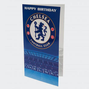 Chelsea Birthday Card