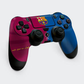 Barcelona PS4 Controller Skin