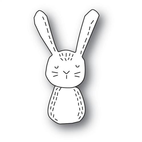 Poppystamps Whittle Rabbit