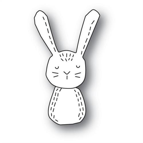 Poppystamps Whittle Rabbit
