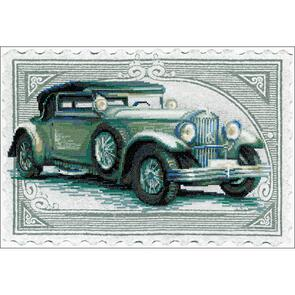 Riolis  Wikov - Cross Stitch Kit