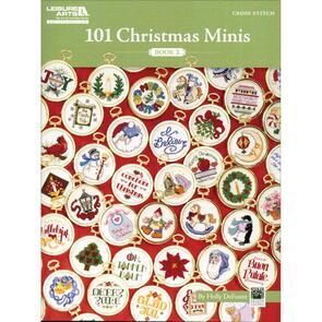 Leisure Arts  101 Christmas Minis Book 2