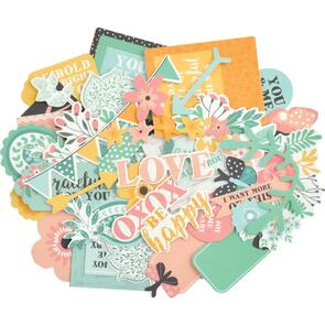 Kaisercraft Collectables Cardstock Die-Cuts - Paisley Days