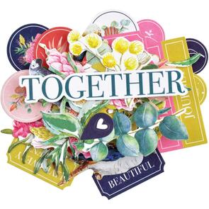 Kaisercraft  Collectables Cardstock Die-Cuts - Native Breeze