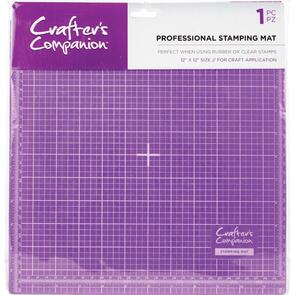 "Crafters Companion Professional Stamping Mat 12""X12"""