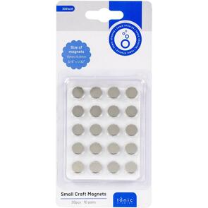 Tonic  Small Craft Magnets 10mm 10/Pkg
