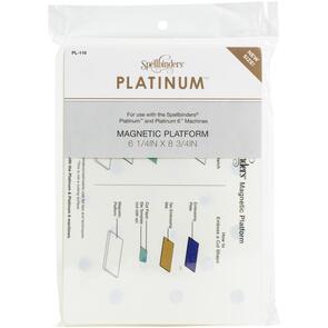 Spellbinders  Platinum Magnetic Platform