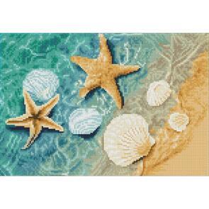 Diamond Dotz  Diamond Art Kit - Crystal Shore
