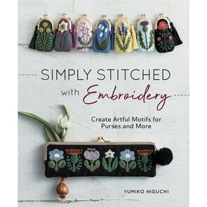 Zakka Workshop Simply Stitched With Embroidery