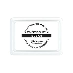 Ranger Ink RANGER Emboss It - Embossing Ink Pad - Clear