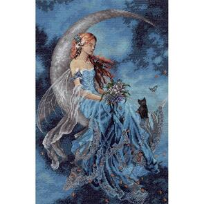 Dimensions  Cross Stitch Kit - Wind Moon Fairy
