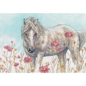Dimensions  Counted Cross Stitch Kit - Wild Horse