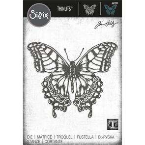 Sizzix Tim Holtz Thinlits Die - Perspective Butterfly by