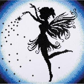 Vervaco  Diamond Art Kit - Enchanting Fairy