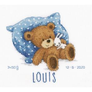 """Vervaco  Counted Cross Stitch Kit 8.8""""X8.4"""""""