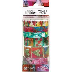 Ranger Ink  Dina Wakley Media Washi Tape #3