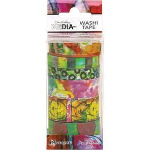Ranger Ink  Dina Wakley Media Washi Tape #4
