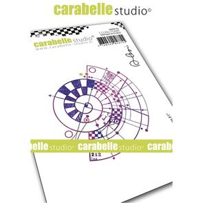 Carabelle  Studio Cling Stamp A7 By Alexi - Rayon #1