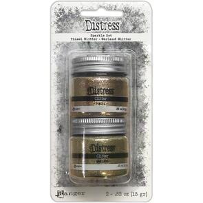 Ranger Ink Tim Holtz Distress Sparkle (Glitter) Set - Holiday