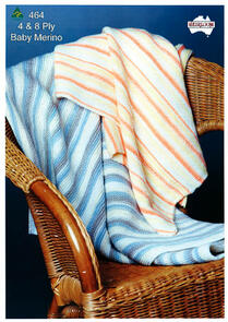 Heirloom 464 Knitting Pattern