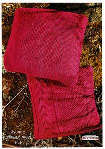 Heirloom 444 Knitting Pattern