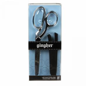 Gingher 8in Knife Edge Left Handed Scissor