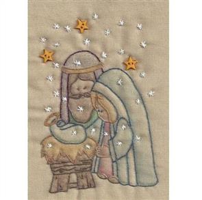 Chickadee Hollow Christmas Keepsakes Nativity