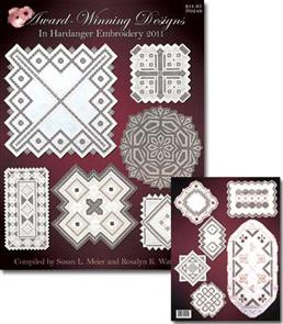 Award Winning Hardanger  Designs in Hardanger Embroidery 2011