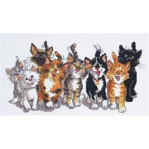 Janlynn Tails of Duckport - Cross Stitch Kit -