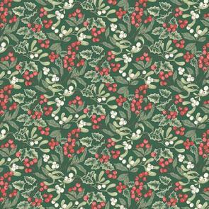 Liberty  Christmas Berry 5745A (3m Piece)