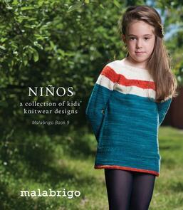 Malabrigo  Book 9 - Ninos, kids knitwear designs