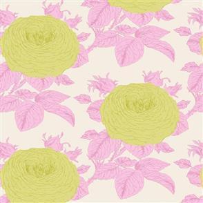 Tilda Tilda Fabric - Sunkiss Collection - Grandma's Rose Pink