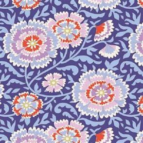 Tilda Tilda Fabric - Bird Pond Collection - Elodie Blue