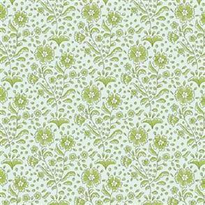 Tilda Tilda Fabric - Bird Pond Collection - Mila Sage
