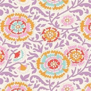 Tilda Tilda Fabric - Bird Pond Collection - Elodie Honey