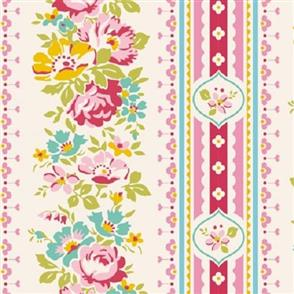 Tilda Tilda Fabric - Apple Butter Collection - Billy Jo Red