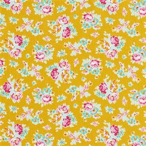 Tilda Tilda Fabric - Apple Butter Collection - Sue Mustard