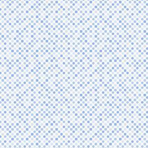 Trendy Trims - Fabric - Contempo Baby Buddies 10286-05 - Blue