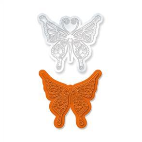 Tonic Stamp & Die Set - Butterfly Juliet