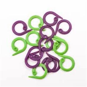 Knitpro  KnitPro: Split Ring Markers 30/Pkg