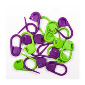 Knitpro  KnitPro: Locking Stitch Markers 30/Pkg
