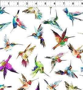 In the Beginning Fabrics  - Hummingbird Lane 10HL-1