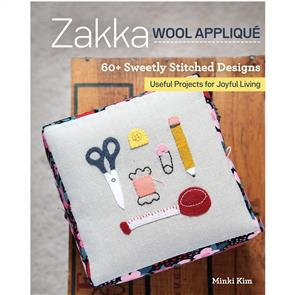 MISC Zakka Wool Applique - Minki Kim