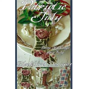 Blackbird Designs  Patriotic July