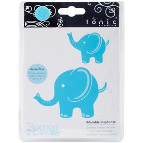 Tonic  Dies - Adorable Elephants