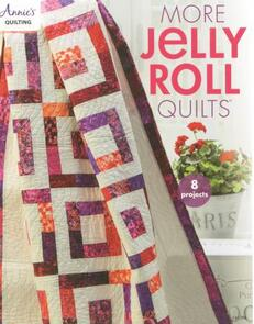 Annie's Books More Jelly Roll Quilts - Softcover
