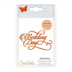 Tonic  Miniature Moments - Wedding Day Die Set