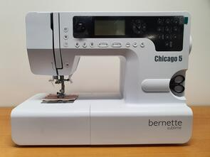 Bernette Chicago 5 Sewing Machine